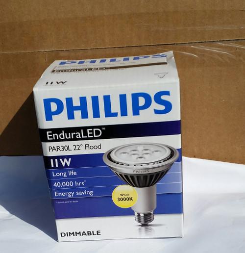 Philips Endura LED PAR indoor reflectors 11PAR30L/END/F22 3000 DIM 6/1 408138
