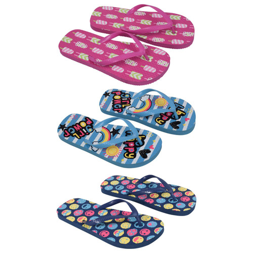 Family Flip Flop Bonanza Mix n' Match (813) (