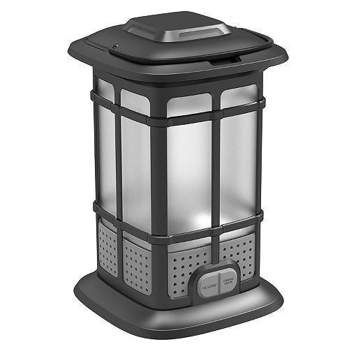 1000 Lumen Multi Use LED Lantern Patio Camping High Low & Candlelight Mode (0817427018378)