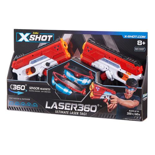 Zuru X-Shot Laser Blaster Laser 360 (36280)