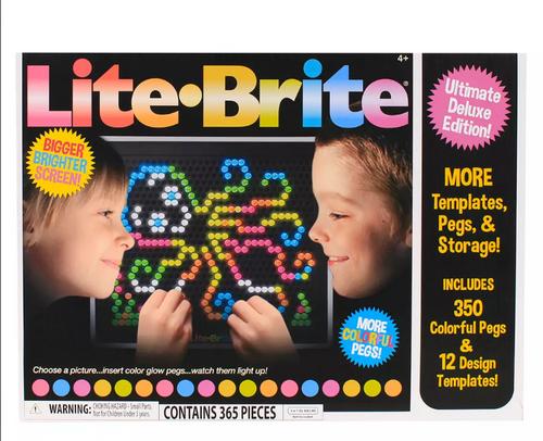 Lite-Brite Ultimate Deluxe Edition (2271)