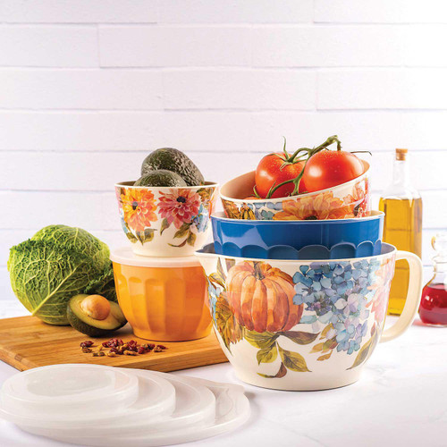 10-Piece Bowl Set with Lids ( PP1315-S10)