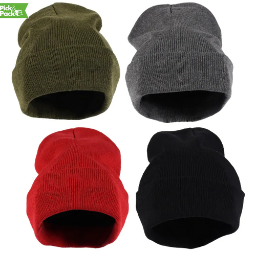 Adult Knit/Fleece Winter Hats Buy 6 and Save More