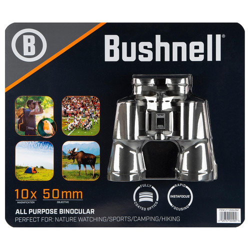 Bushnell 10x50mm All-Purpose Binocular (211050USM)