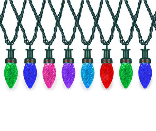 Gemmy Lightshow ColorMotion Holiday Lights (60603 bl )