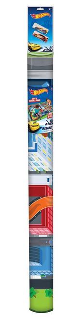Jumbo Mega Mat and Character Vehicles - Assorted Styles