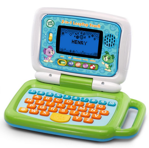 LeapFrog LeapTop Touch 2-in-1 Laptop