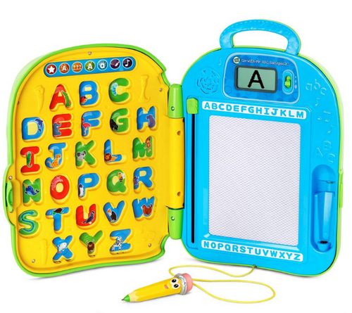 LeapFrog Learning Letters Alphabet Bag