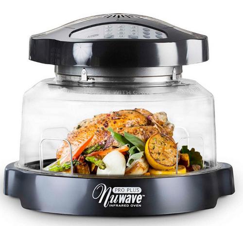 NuWave Oven Pro Plus Oven - Black ( 20631 )