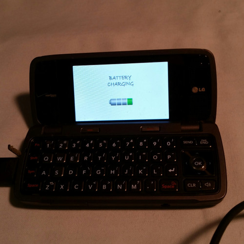 LG Preowned Cell Phone with Qwerty Keyboard