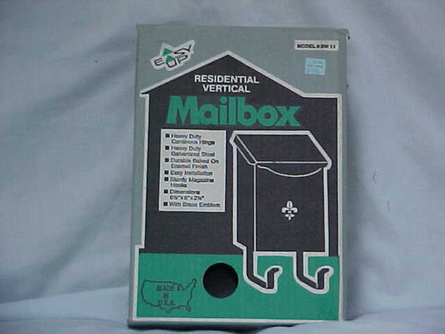 Residential Vertical Mail Box