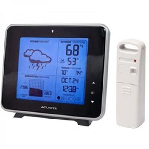 AcuRite Weather Gauges & Instruments Digital Wireless Weather Forecaster (072397132305)