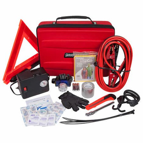 Bridgestone Auto Safety Emergency Roadside Kit (845174008342)