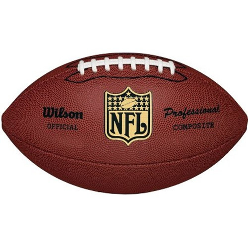 Wilson NFL Pro Replica Football (026388465729)