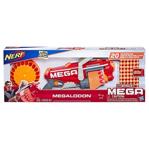 Nerf - Megalodon N-Strike Mega Toy Blaster (630509821143)