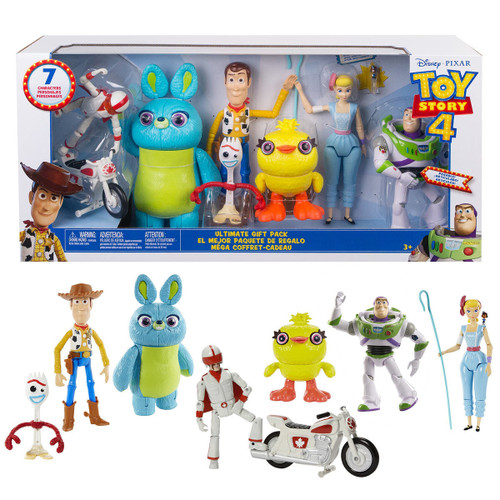 Toy Story 4 Ultimate Gift Pack (0887961780536)