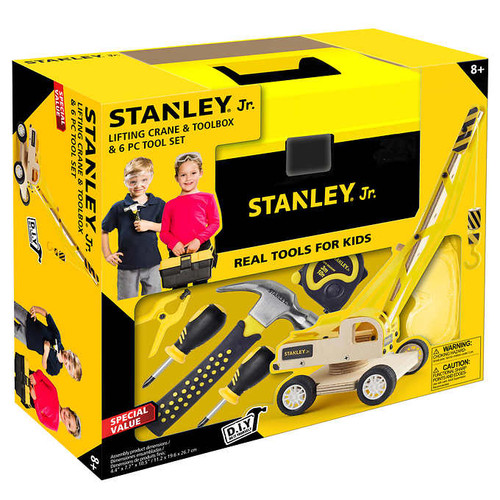 Stanley Jr. Toolbox Set (878834004941)