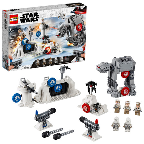 LEGO Star Wars TM Action Battle Echo Base Defense 75241 (673419304115)
