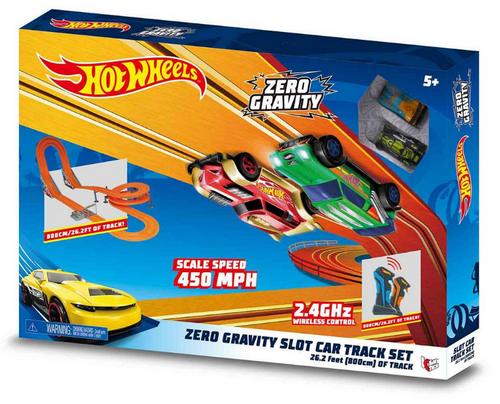 Hot Wheels Zero Gravity Slot Car Track Set (83163 )