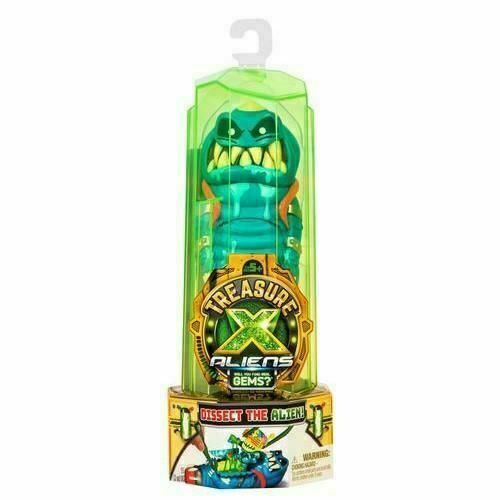 Treasure X Alien Hunters Single Blind Pack - Random Color