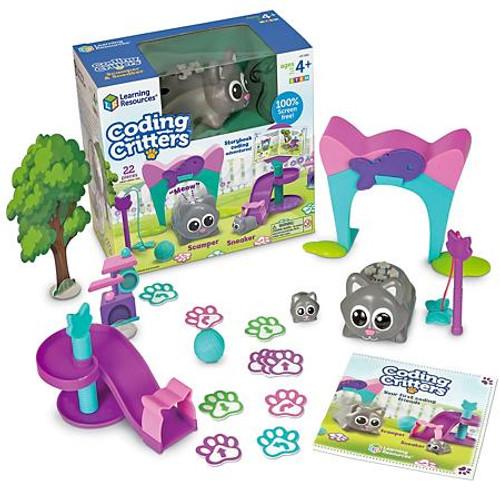 Preschool Coding Critters (DM0212010)