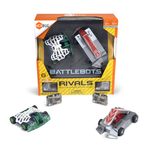HEXBUG Combat Warriors Kit choose from 2 (807648064063)
