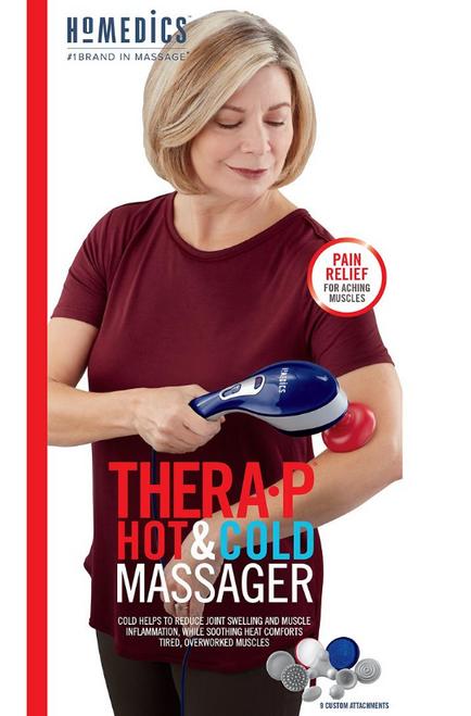 HoMedics Thera-P Hot & Cold Massager (HHP-255HJ-THP