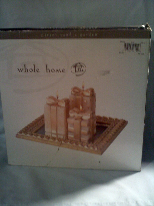 Whole Home Mirror Candle Garden sold by Sears Roebuck