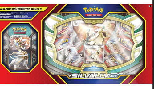 Pokemon Trading Card Game: Legends of Alola Bundle Tin ( 290-80639 )