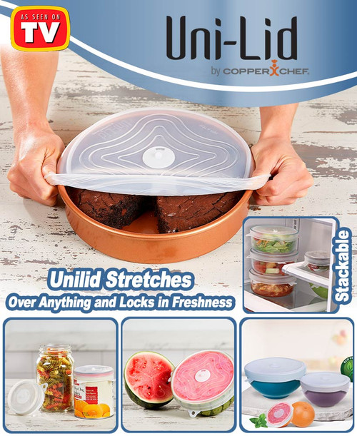 Uni-Lid by Copper Chef™ (479)