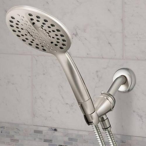 Waterpik Ultrathin + Hand Held Shower Head with PowerPulse Massage