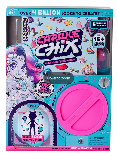 Capsule Chix Single Pack - Sweet Circuits Collection (98533