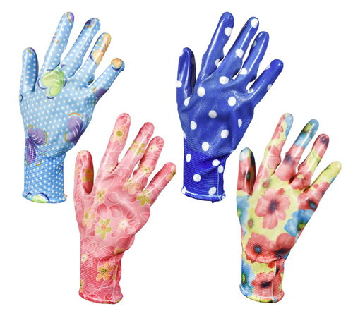 Latex or Nitrile Gardening Gloves & Buy the Dozen Deal (247939)