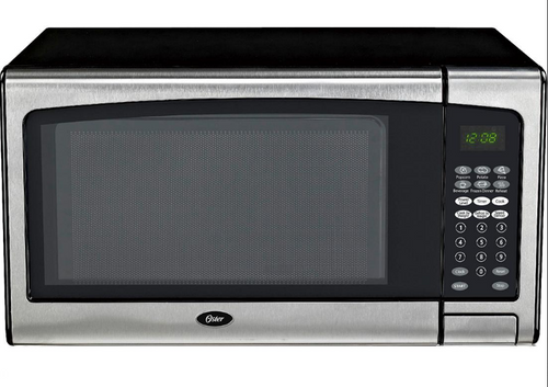 Oster 1.3-Cu.-Ft. Countertop Microwave - Stainless Steel Trim (OGJ41302)