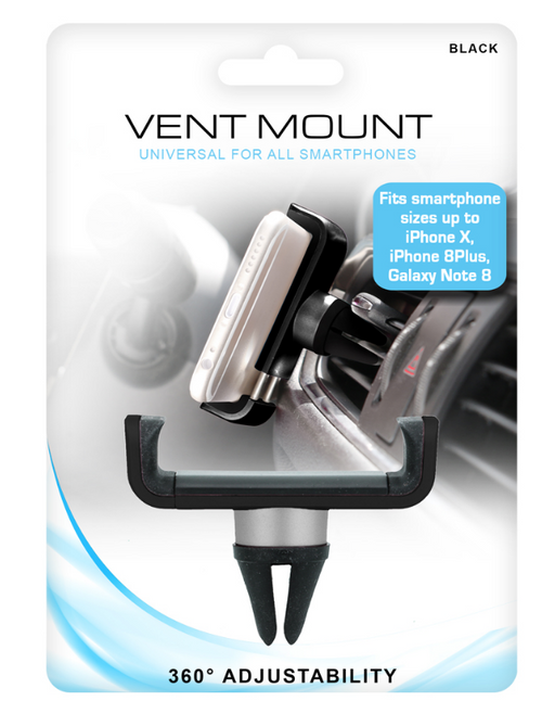 Universal Vent Mount for all Cell phones (2935)