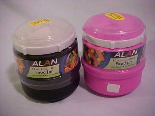 Alan Food Jars (23a/16)