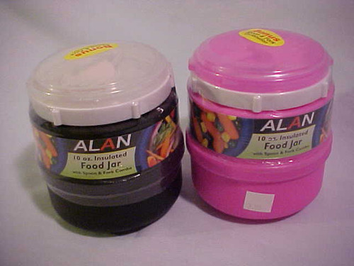 Alan Food Jars (23a/16)