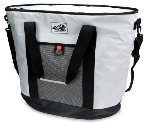 Gray Jumbo Insulated Soft Cooler (461415)