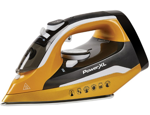 PowerXL 2-in-1 Cordless Iron & Steamer (SI)