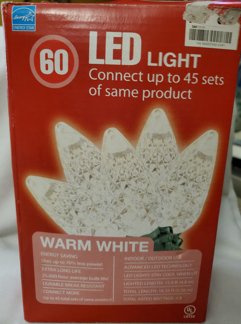 60 LED Holiday Light (60led)