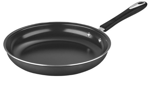 """Cuisinart Ceramic Aluminum 12"""" Nonstick Skillet (559C22-30BKBJ)"""
