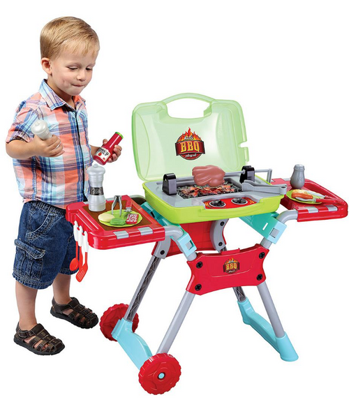 World Tech Kids Portable BBQ PlaySet (34988 )