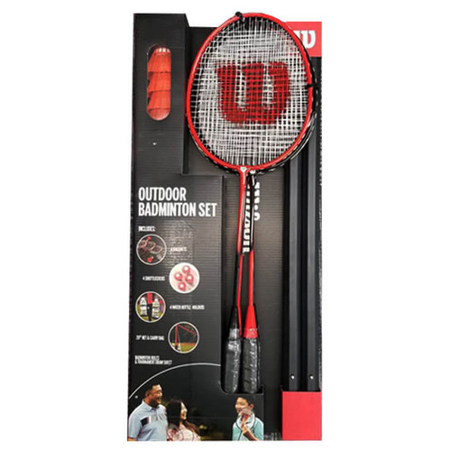 Wilson outdoor badminton set (0097512420143)