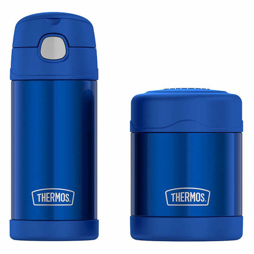 Thermos FUNtainer Bottle and Food Jar Lunch Set (1408791/1344712)