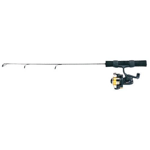 Master Rod Mitey Mite 2'' UL Freshwater Spinning Rod and Reel Combo (010205921178)