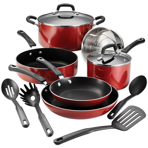 Tramontina 12-Pc. Porcelain Enamel Cookware Set (80106/041 )