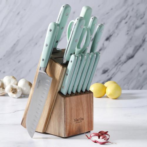 Martha Stewart 14-Piece Cutlery Set (128105.14R)