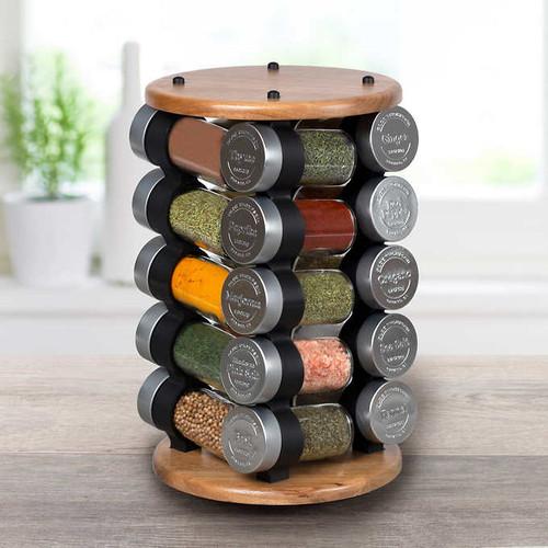 Olde Thompson 20 Jar Spice Rack (1119589)
