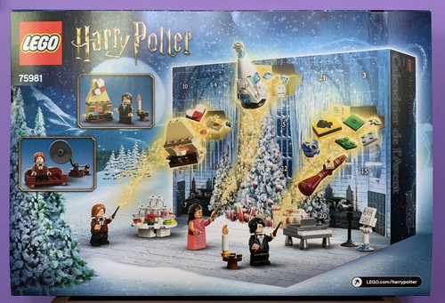 Lego Harry Potter 2020 Advent Calendar (75981)