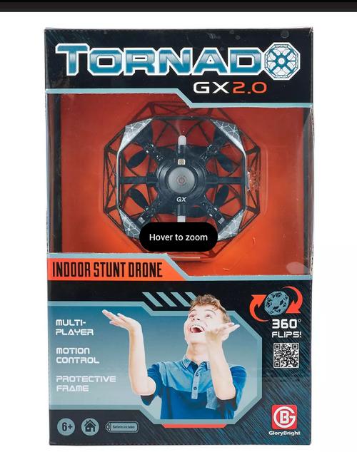 Tornado GX 2.0 Indoor Stunt Drone (FX-32A)